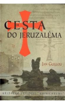 Jan Guillou: Cesta do Jeruzaléma cena od 249 Kč