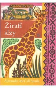 Alexander McCall Smith: Žirafí slzy cena od 178 Kč