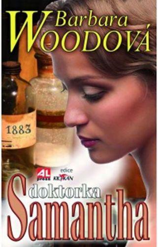 Barbara Wood: Doktorka Samantha cena od 149 Kč