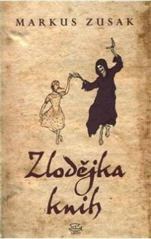 Markus Zusak: Zlodějka knih cena od 265 Kč