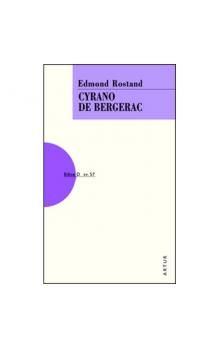 Edmond Rostand: Cyrano z Bergeracu cena od 157 Kč