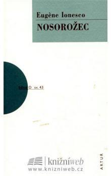 Eugène Ionesco: Nosorožec cena od 55 Kč