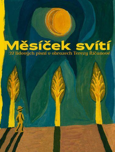 Tereza Říčanová: Měsíček svítí cena od 157 Kč