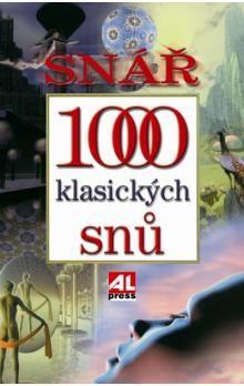 Snář 1000 klasických snů cena od 163 Kč
