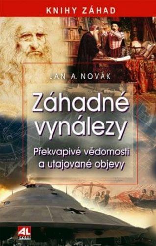 Jan A. Novák: Záhadné vynálezy cena od 181 Kč
