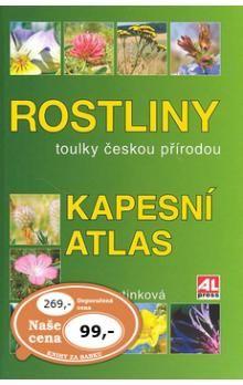 Jana Martinková: Rostliny Kapesní atlas cena od 82 Kč