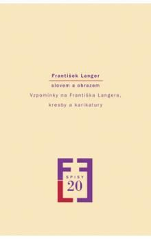 František Langer: František Langer slovem a obrazem cena od 159 Kč