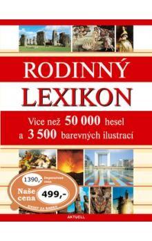 Rodinný lexikon cena od 349 Kč