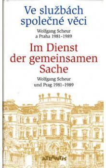 Wolfgang Scheur: Ve službách společné věci cena od 177 Kč