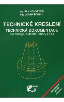 Jan Leinveber: Technické kreslení cena od 165 Kč