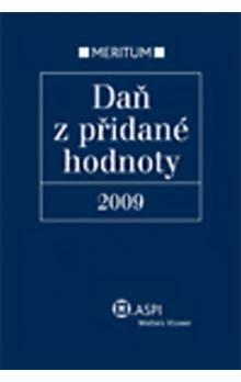 Václav Benda: Daň z přidané hodnoty 2009 cena od 195 Kč