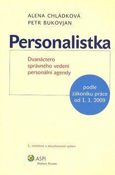 Alena Chládková; Petr Bukovjan: Personalistka cena od 222 Kč