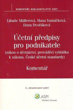 Kolektiv autorů: Účetní předpisy pro podnikatele cena od 446 Kč