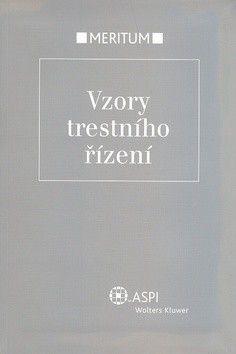 Kolektiv autorů: Vzory trestního řízení cena od 0 Kč