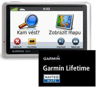 GARMIN nüvi 1350T Lifetime