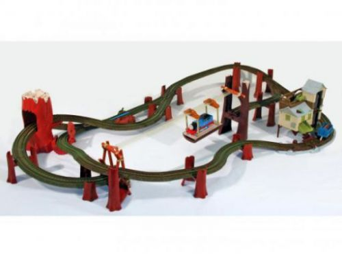 Mattel Dobrodružství na ostrově Misty - hrací sada