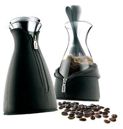 Eva Solo Cafe Solo, sklenice na přípravu kávy 1 l cena od 1819 Kč