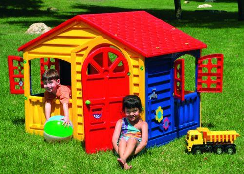 GRAND SOLEIL Domeček Happy House