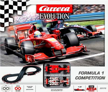 CARRERA Formula One Competition