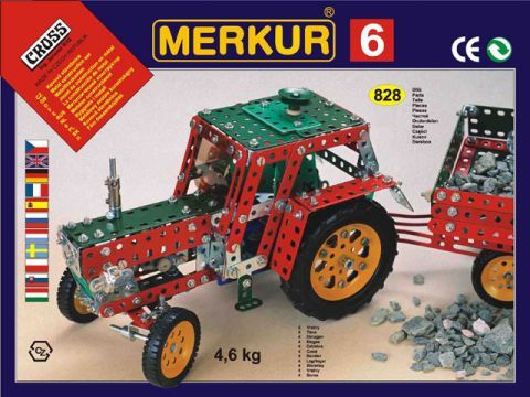 Cross Merkur M 6
