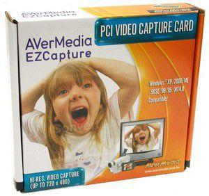 AVER AverMedia DVD EZ Maker Gold