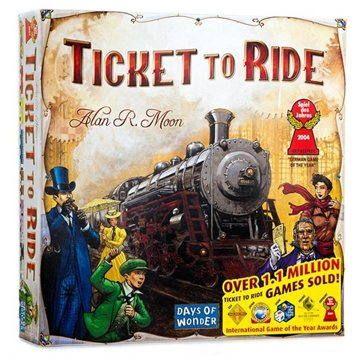 Days of Wonder: Ticket to Ride