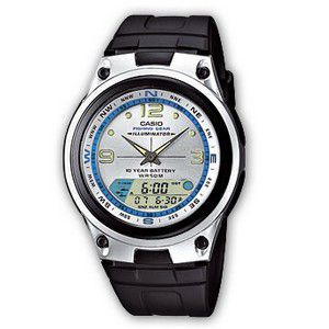 CASIO COMBINATION AW 82-7A