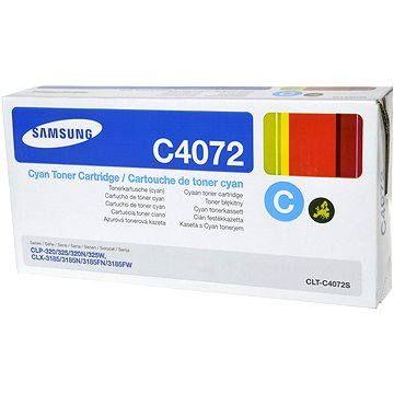 SAMSUNG CLT-C4072S/ELS modrý