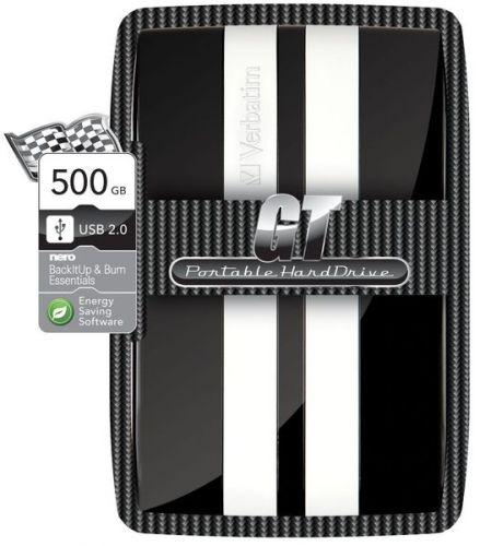 Verbatim GT 500GB Black&White (53031)