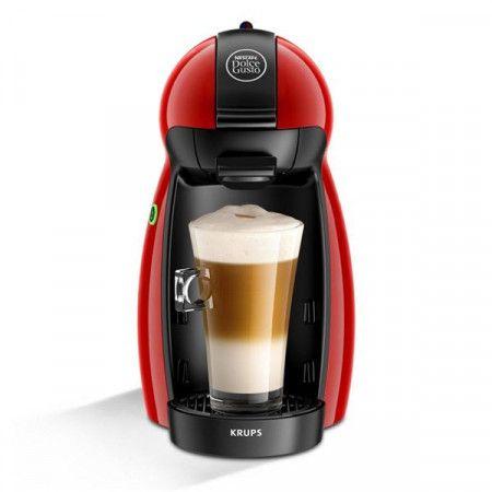 Espresso Krups KP 1006 NESCAFÉ® Dolce Gusto™ Piccolo červené cena od 1178 Kč