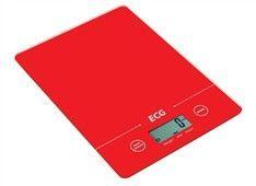 ECG KV 117 SLIM red cena od 299 Kč