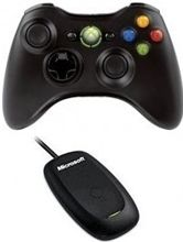 MICROSOFT Wrls Common Controller for Win USB Black