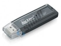 OVISLINK AirLive WN-301USB 802.11b/g/n 300Mbps USB Dongle