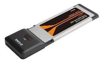 D-LINK D-Link DWA-643 Wireless N ExpressCard Card