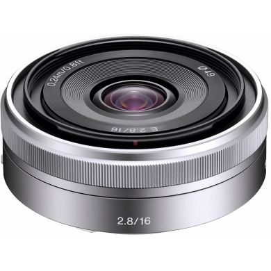 SONY SEL-16F28, 16mm pro NEX 3/5