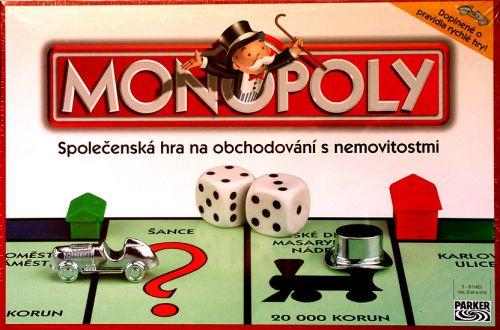 Hasbro: Společenská hra Monopoly Millionaire