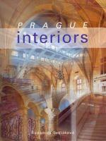 Radomíra Sedláková: Pražské interiéry - anglicky (Prague interiors) cena od 302 Kč