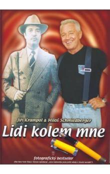Jiří Krampol: Lidi kolem mne cena od 221 Kč
