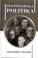 Christiana Kliková: Hospodářská politika cena od 0 Kč