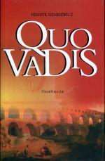 Henryk Sienkiewicz: Quo vadis cena od 233 Kč