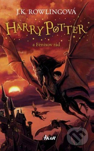 Joanne K. Rowlingová: Harry Potter a Fénixov rád 5 cena od 336 Kč