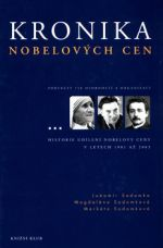 Knižní klub Kronika Nobelových cen cena od 442 Kč