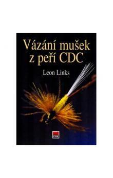 Links Leon: Vázání mušek z peří CDC cena od 255 Kč