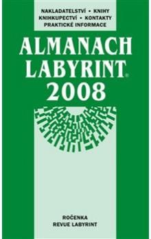 Almanach Labyrint 2008 cena od 209 Kč