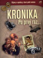Fortuna Print Kronika Po prvý raz cena od 0 Kč
