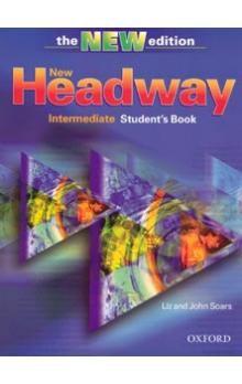 OXFORD New Headway Intermediate Student´s Book cena od 285 Kč