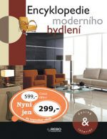 REBO Productions Encyklopedie moderního bydlení cena od 381 Kč