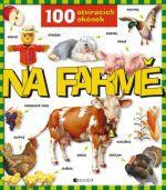Anna Casalis: Na Farmě - 100 otvíracích okének cena od 203 Kč