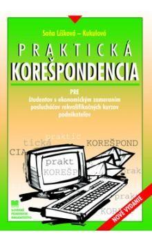 Soňa Líšková-Kukulová: Praktická korešpondencia cena od 166 Kč