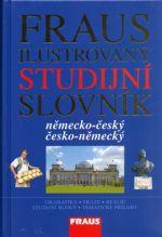FRAUS Ilustrovaný studijní slovník německo-český, česko-německý cena od 427 Kč